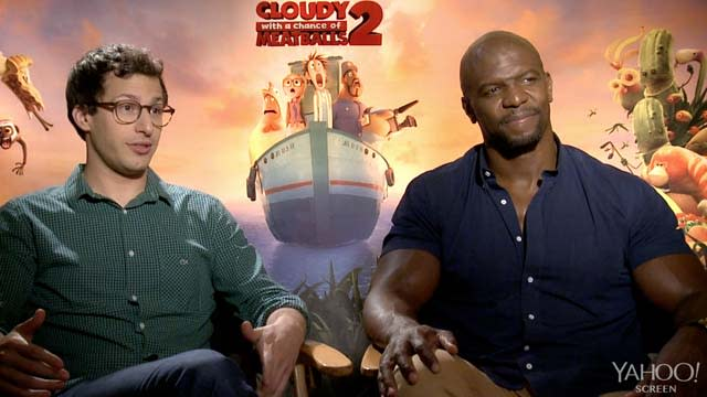 'Cloudy with a Chance of Meatballs 2' Insider Access