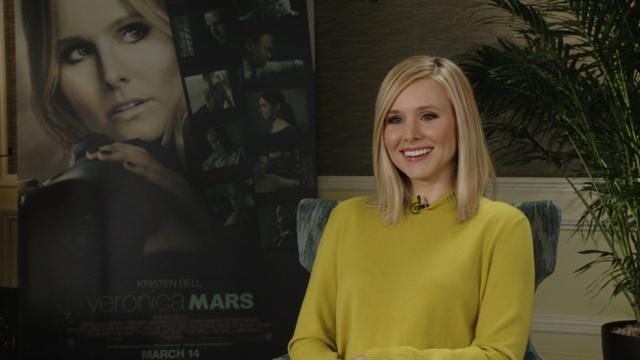 Back By Fan Demand: Kristen Talks 'Veronica Mars'