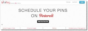 12 Awesome Pinterest Tools To Power Up Your Marketing image Pinterest tool Viraltag
