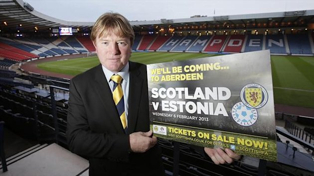 Stuart McCall has joined Scotland's coaching staff