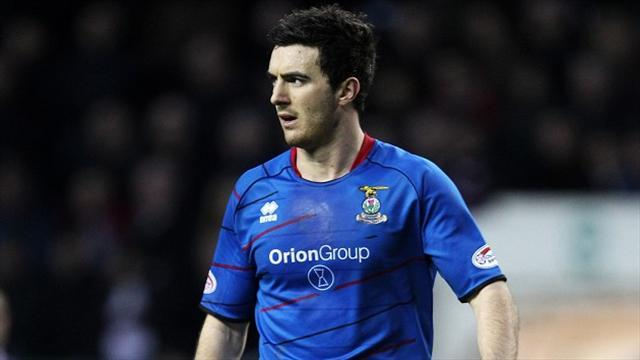 Scottish Premiership - Draper deal boosts Inverness