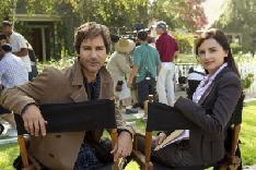 "Eric McCormack and Rachael Leigh Cook begin production on ""Perception"" for TNT -- TNT"