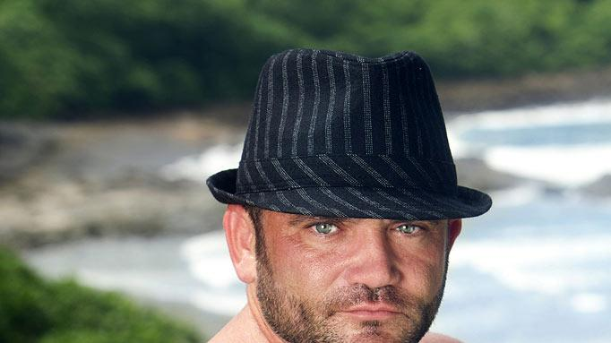 "Russell Hantz, currently living in Dayton, TX, previously seen on ""Survivor: Samoa"" and ""Survivor: Heroes vs. Villians"", is one of two former survivors returning to seek redemption this season on ""Survivor: Redemption Island ."""