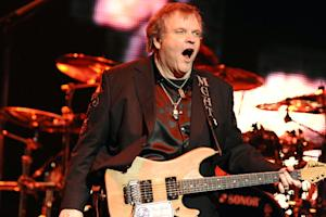 Meat Loaf Postpones U.K. Show for Health Reasons