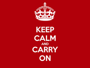 Top 3 Alternatives to Google's Keyword Research Tool image keep calm and carry on 17042