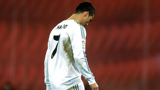 Liga - Ronaldo gets three-match ban on his birthday