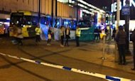 Manchester Tram Death: Man Dies By Debenhams