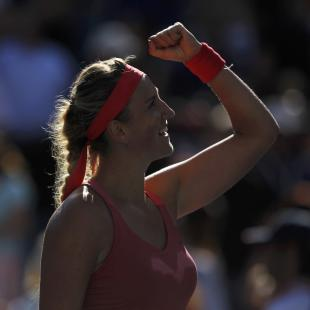 Azarenka relishes chance to face Williams in final again