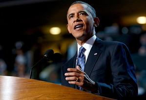 Barack Obama | Photo Credits: Jim Young/Reuters /Landov