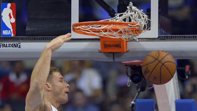 Blake Griffin scores 40, Clippers beat Jazz 98-90