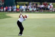South Africa's Ernie Els contests The Barclays in Farmingdale, New York, last week. South Africa will co-host six 2012-2013 European Tour golf tournaments, officials announced Tuesday
