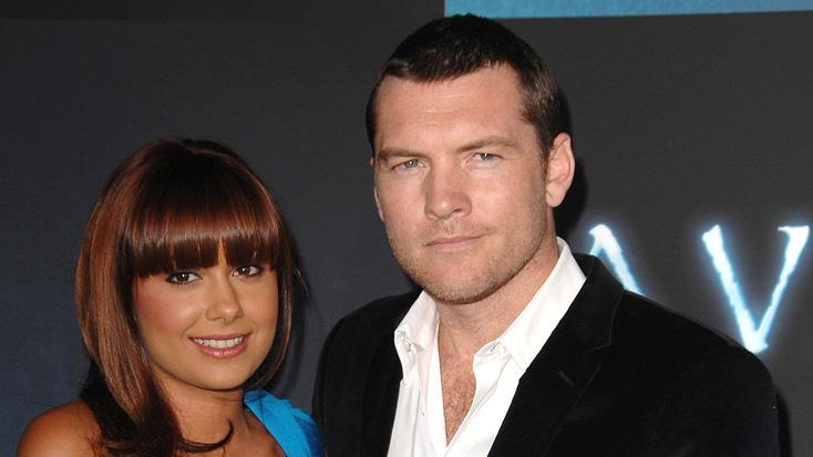 Avatar LA Premiere 2009 Sam Worthington