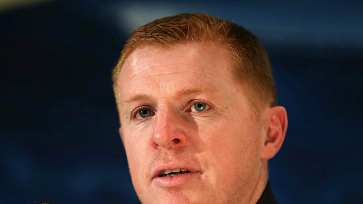 Soccer - Neil Lennon File Photo