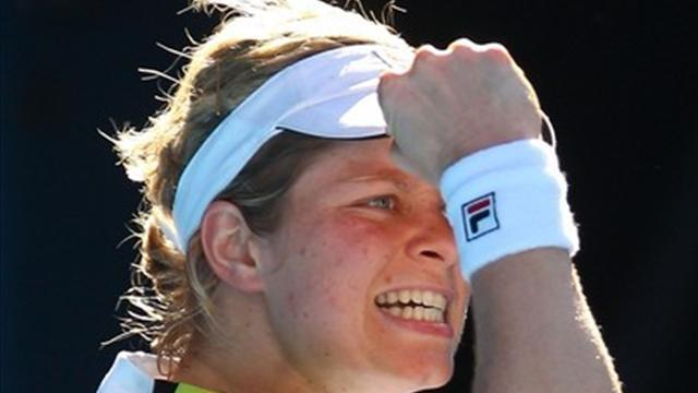 Popular Clijsters looking for fairytale ending