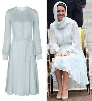 The Kate Middleton Effect? Buy The Beulah Dress She Wore On Her Asian Tour