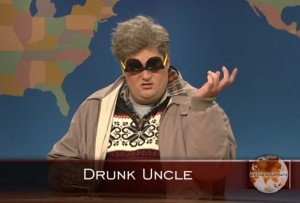 Are You Treating Technology and Social Media Like a Drunk Uncle?  image SNLs Drunk Uncle 300x203