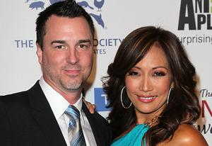 Jesse Sloan and Carrie Ann Inaba | Photo Credits: David Livingston/Getty Images