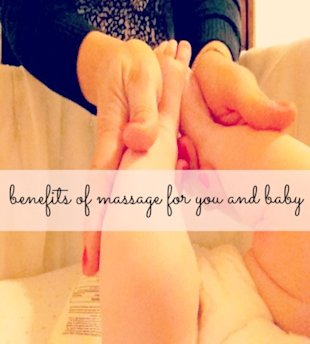 10 Benefits And Techniques for Massaging Your Baby