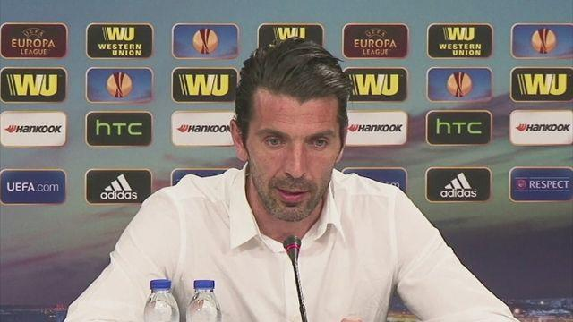 Benfica match will be a special night - Buffon