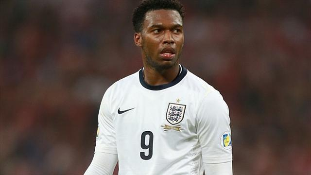 World Cup - Sturridge passed fit as Hodgson sticks with Lallana for Germany