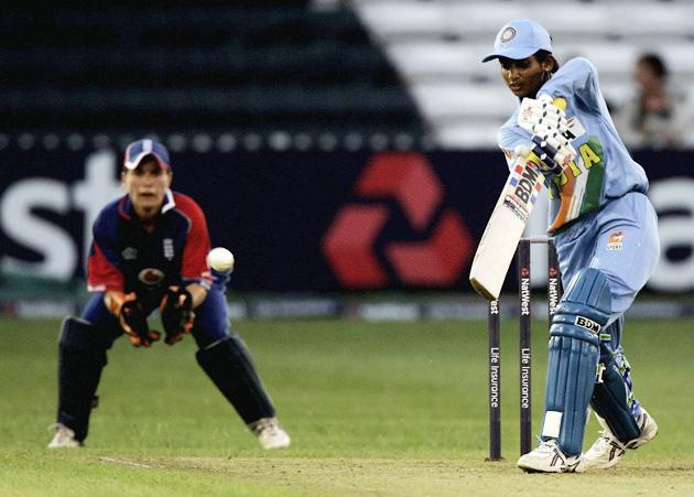 Twenty20 Women's International - England v India