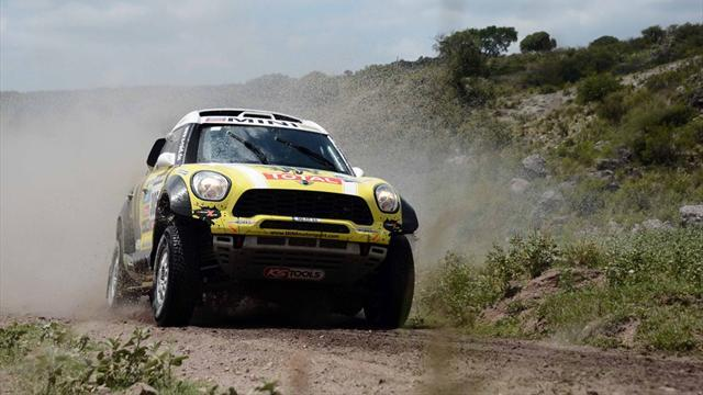Dakar - Cars: Roma claims second stage win
