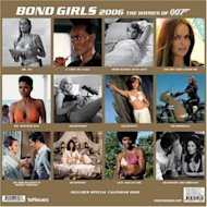 50 Years of Bond – 50 Years Worth of Brand Building Examples image bond girls calendar 300x300