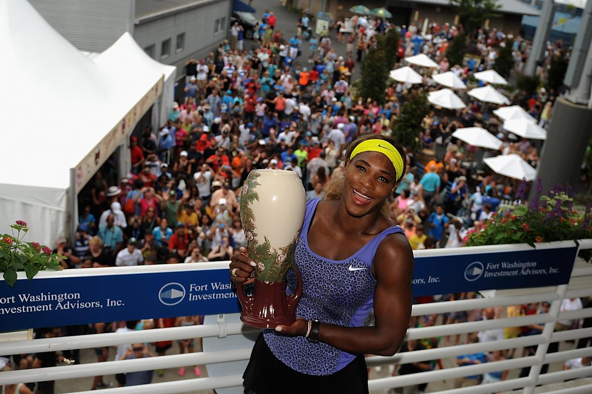 Western & Southern Open - Day 9