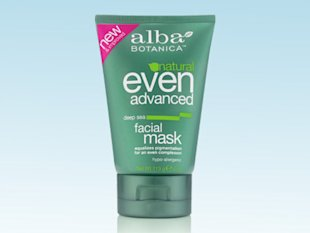 Alba Botanica Natural Even Advanced Deep Sea Facial Mask