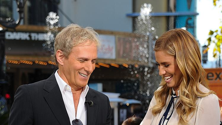 Michael Bolton and Renee Bargh