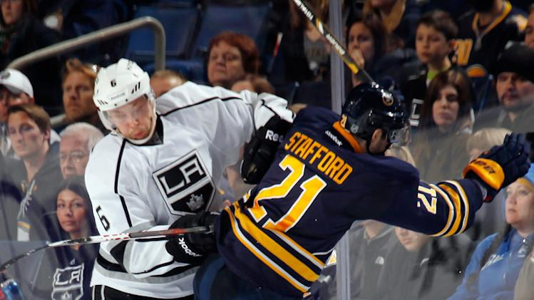 Los Angeles Kings v Buffalo Sabres