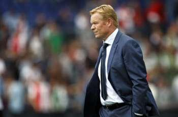 Koeman wants Barcelona job