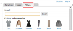 Polyvore Guide for Brands & Retailers: Getting Started image Screen shot 2013 02 05 at 7.12.26 PM