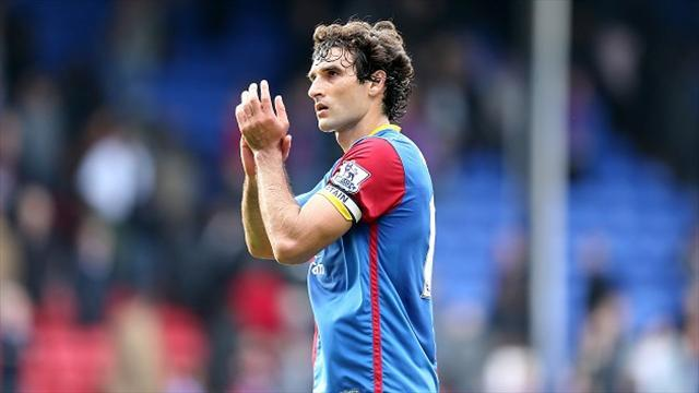 Premier League - Jedinak signs new Palace deal