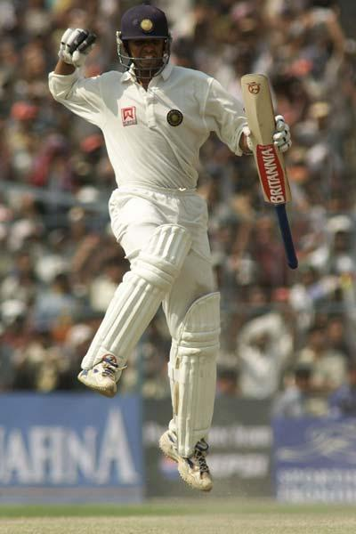 Though Dravid has built his reputation as a number 3 batsman, he actually made his Test debut batting at Number 7. He has opened the innings for India on several occasion when India have been in troub