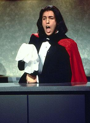 Adam Sandler as Opera Man on NBC's Saturday Night Live Saturday Night Live