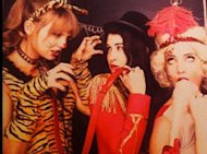 PHOTO: Taylor Swift Goes Wild At Dianna Agron's Birthday Party