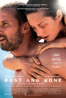 Poster of Rust & Bone (De rouille et d'os)