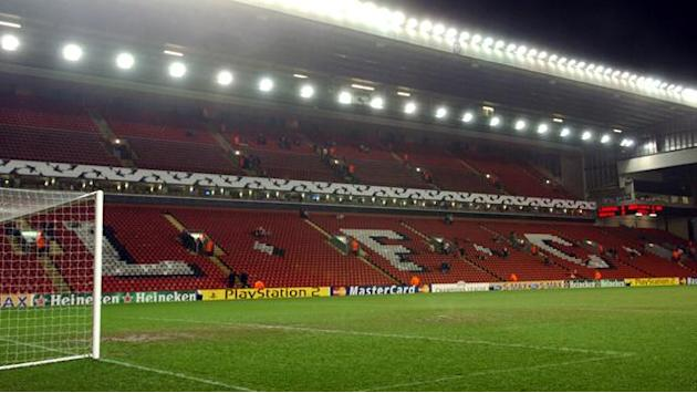 Premier League - Liverpool unveil Anfield expansion plans