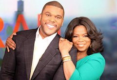 Tyler Perry and Oprah Winfrey | Photo Credits: OWN