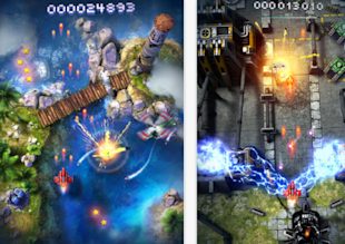 5 New iOS Games in 2014 You'll Want to Install image Sky Force 2014