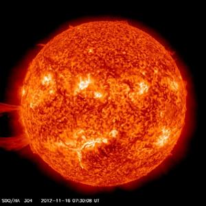 Sun's X-Rays Reveal New Twist