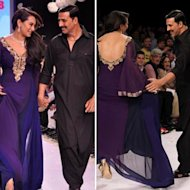 Akshay Kumar Turns 'Ramp Rescuer' For Sonakshi Sinha