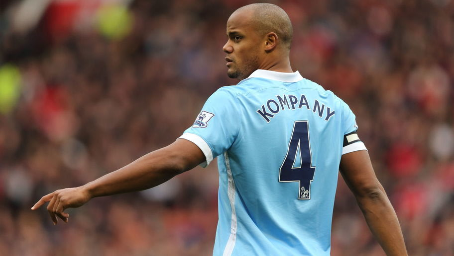 Image result for vincent kompany