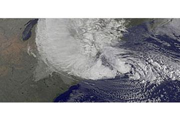 Hurricane Sandy Was 1-in-700-Year Event