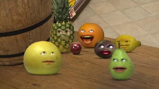 Annoying Orange: Movie Fruitacular!