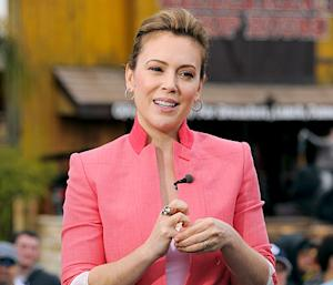 "Alyssa Milano: Jay Mohr's ""Fat-Shaming"" Insults ""Hurt Me"""