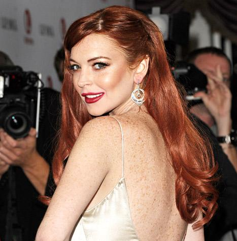 Lindsay Lohan Parties at Two California Nightclubs Before Court-Ordered Rehab