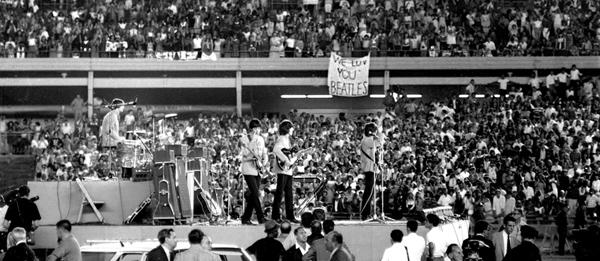 Rare Beatles Shea Stadium Photos Sell for Nearly $47,000 at Auction