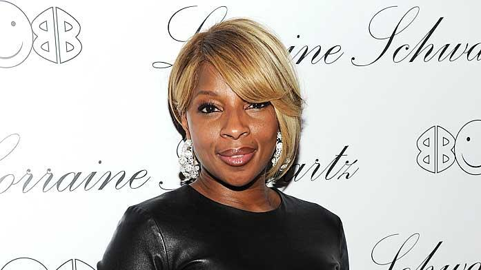 MaryJ Blige Jewelry Launch